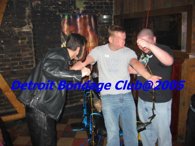 bondage city club windy