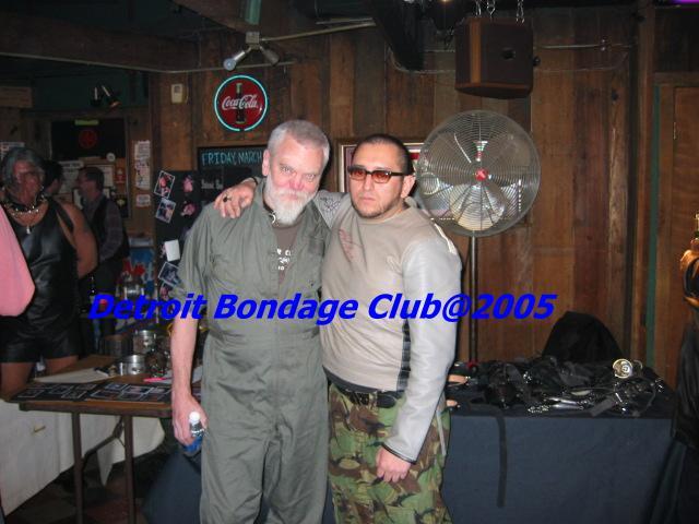 detroit gay bondage clubs
